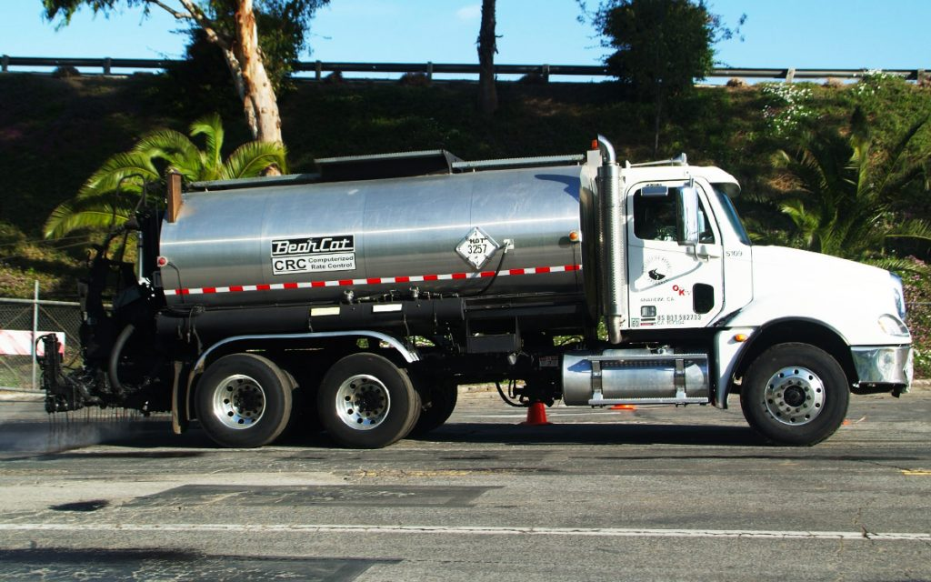 Diversified Asphalt Services - Prime Coating